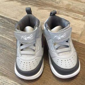 Jordan Flight shoes for infant